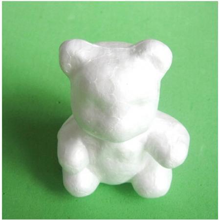 Медведь из пенопласта своими руками 85